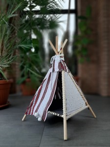 Tipi FOLK white